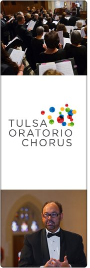 TULSA ORATORIO CHORUS CELEBRATES TWENTY YEARS OF GREAT MUSIC