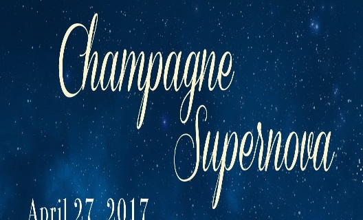 "Purchase Tickets for TOC's Fundraiser ""Champagne Supernova"" on April 27,2017"