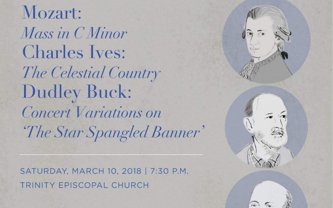 Don't miss our final concert of the season on March 10, 2018!