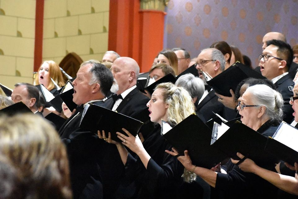 "Tulsa Chorale Kicks off Holiday Concert Season November 23 with Ralph Vaughan Williams' ""Hodie"""
