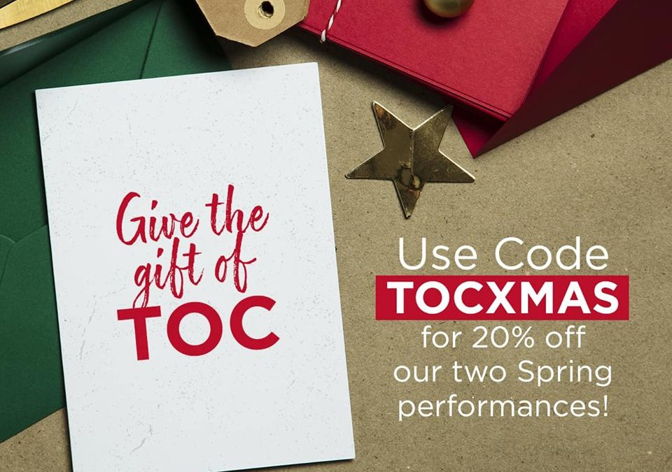 Give the gift of TOC!