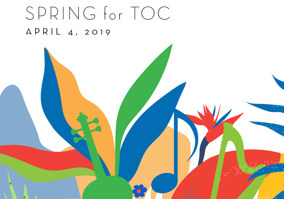 Spring for TOC Annual Fundraiser