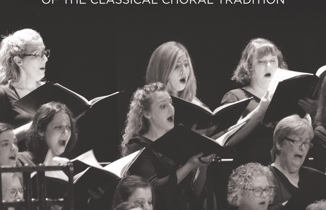 Celebrate 25 years of Tulsa Oratorio Chorus!