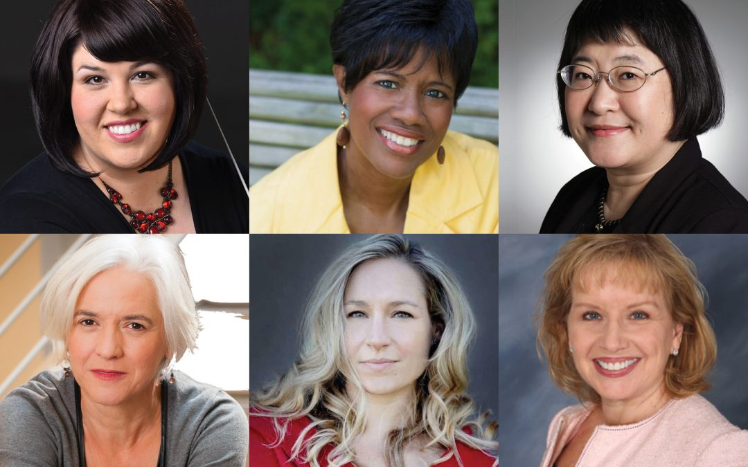 Join us for a weekend celebrating women composers!