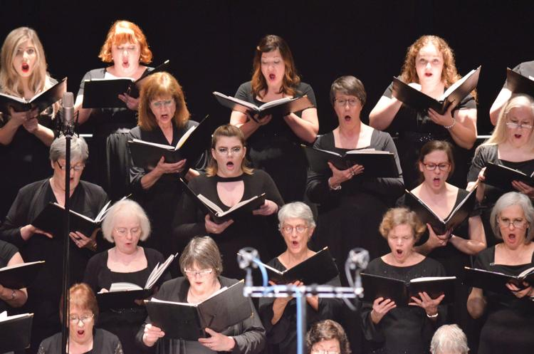 TulsaPeople Magazine features Tulsa Chorale and women composers