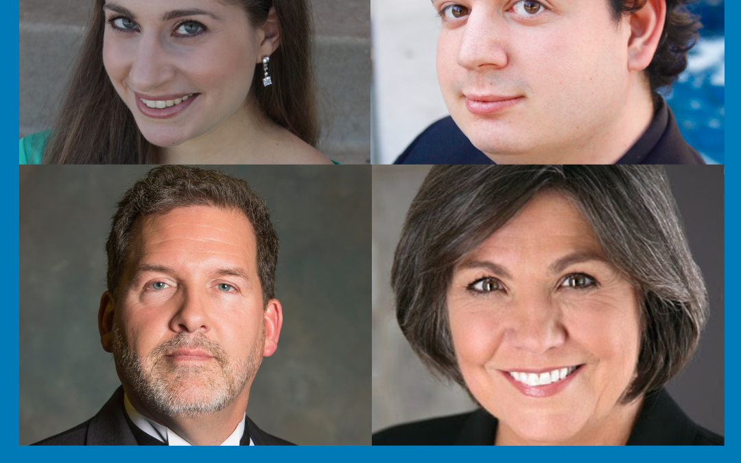 Meet our featured soloists for Beethoven & The Beatles!