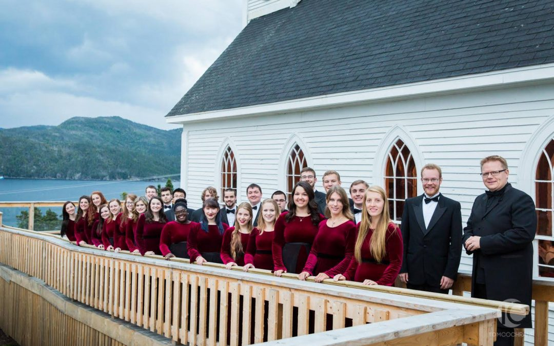 Tulsa Chorale's virtual performance to feature international choir from St. John's, Newfoundland